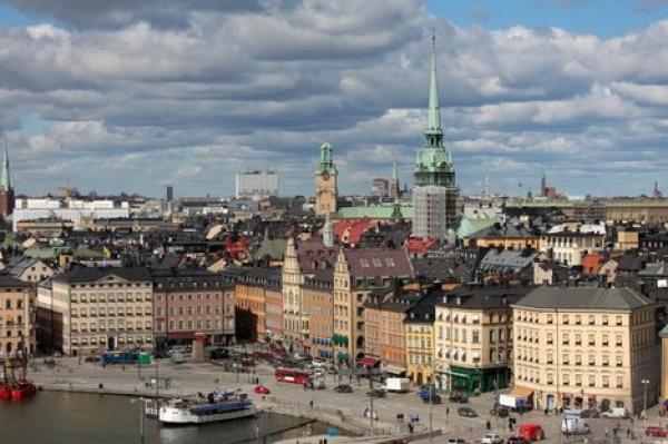 Reisijuht saadab raamatusõbrad Stockholmis Lisbeth Salanderi radadele