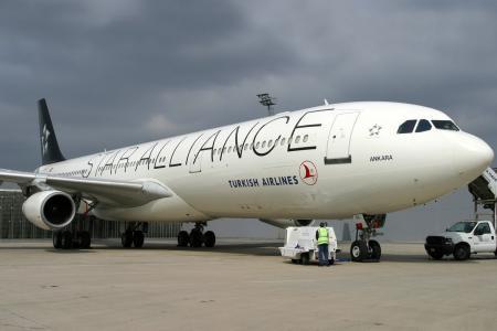 Turkish Airlines alustab Tallinn-Istanbul lende suvel 2013