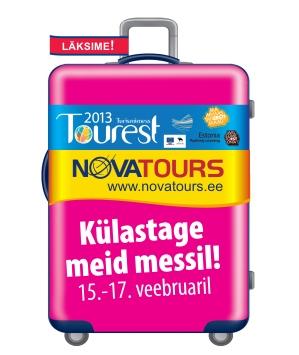 Novatours TOURESTil 15-17.02