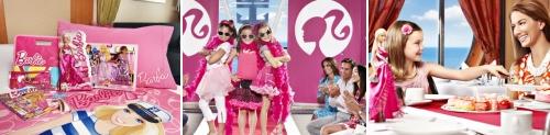 Royal Caribbean International tõi Barbie merele