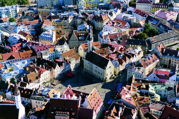 Eestis oli välisturistide arv kolmandat aastat järjest rekordiline