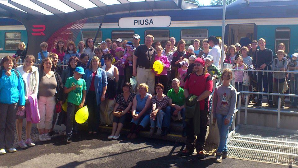 Piusa rong alustab taas hooajalisi sõite