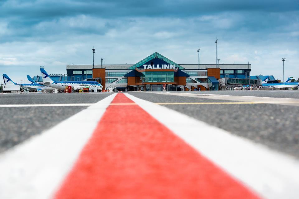 Tallinna lennujaam on üks Euroopa paremini turundatud lennujaamu