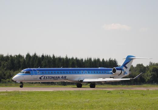 Estonian Airi seitsme kuu reisijate arv oli 326 064