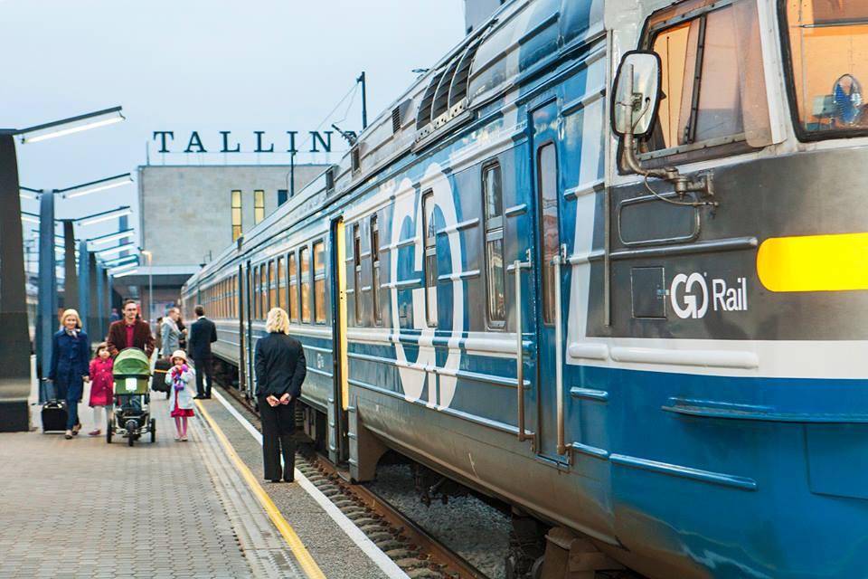 Go Rail annab Tallinna-Peterburi liinil käiku teise rongi