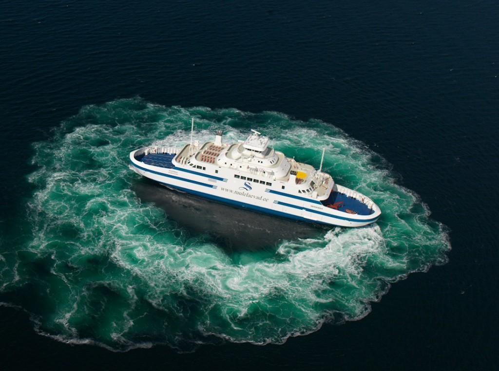 Väinamere Liinid viib Kuivastu-Virtsu liini tänasest tihedale 35-minutilisele graafikule