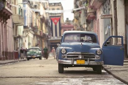 Revolutsiooniliselt vinge Kuuba