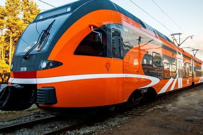 Homme läheb liinile viimane Elroni tellitud uutest rongidest