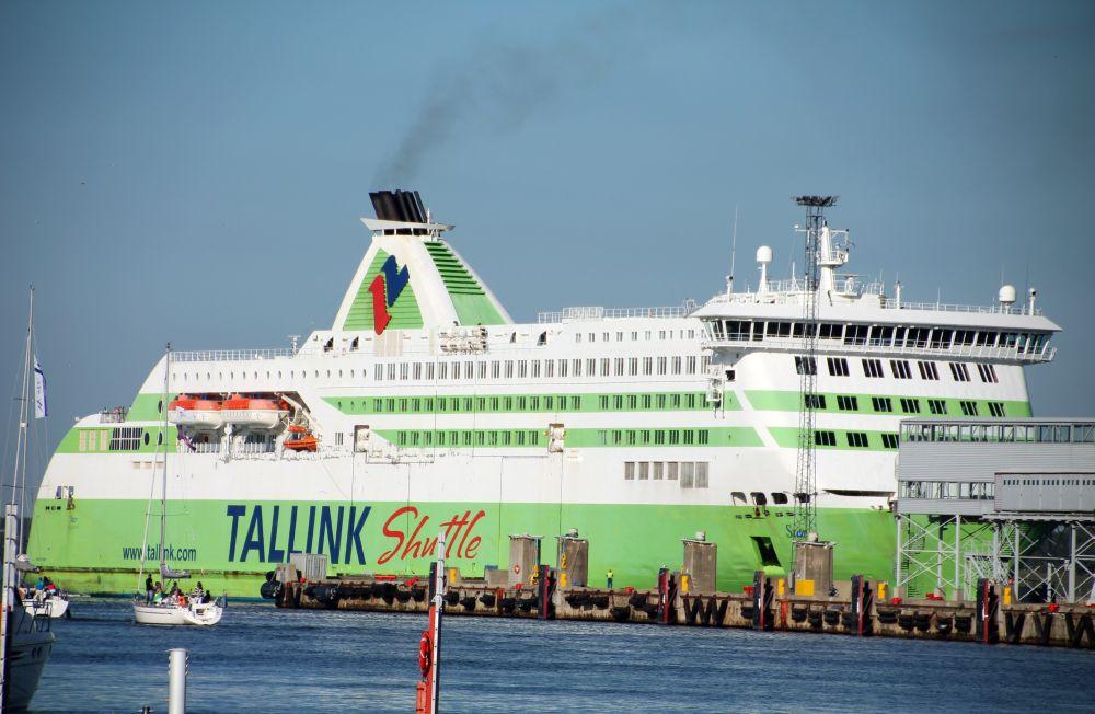 Suurima osa Tallinna Sadama reisijatest vedas Tallink, populaarseim laev oli Viking XPRS