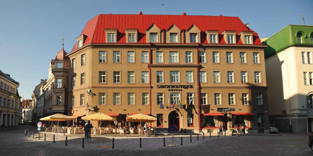 Savoy Boutique Hotellist sai kolmas ametlikult tunnustatud viietärnihotell Tallinnas