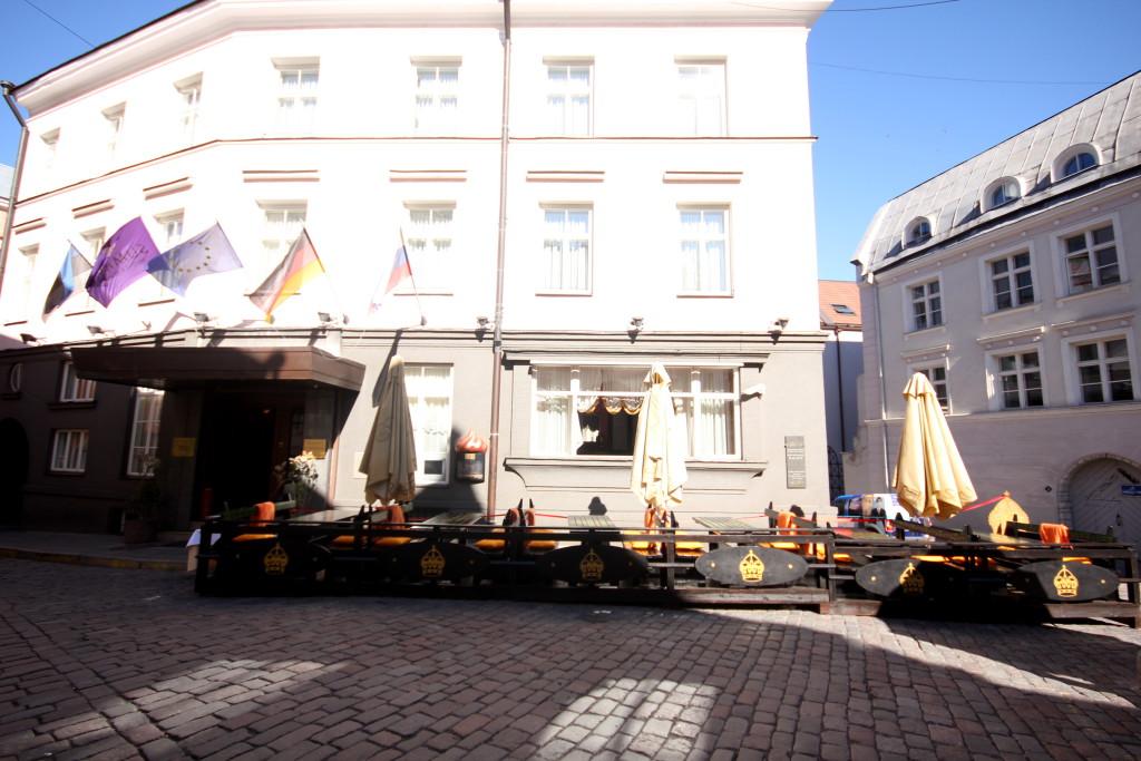 Tallinna vanim hotell läbis uuenduskuuri