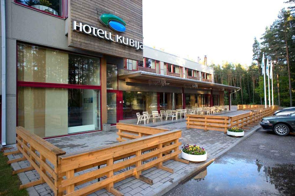 NAUDI PUHKUST EESTIS! Kubija hotell-loodusspaa on pigem wellnessile kalduv spaahotell koos kliinikuga