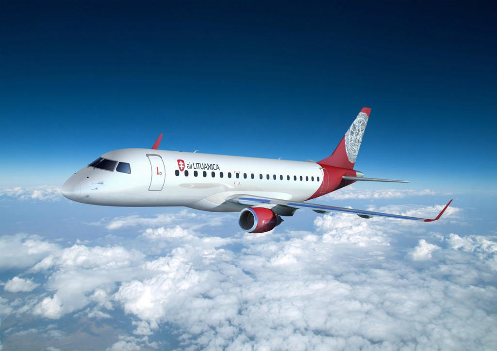 Air Lituanica alustab lendamist Tallinna ja Vilniuse vahel