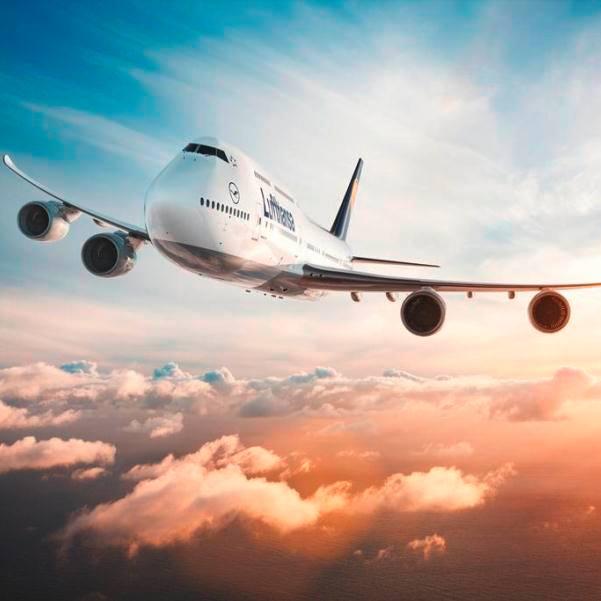 Lufthansa suurendas Tallinna-Frankfurdi lendude arvu kahelt kolmele