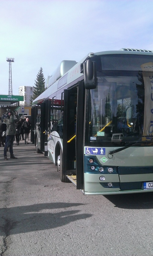 Solbus CNG 3