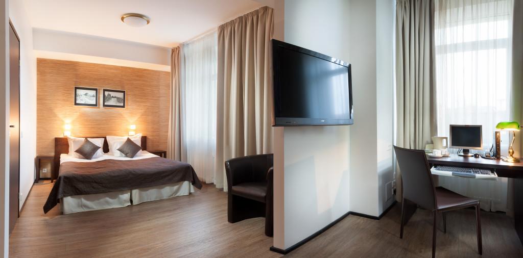 Kreutzwald Hotel Tallinn pakub trendikat ja mugavat teenindust