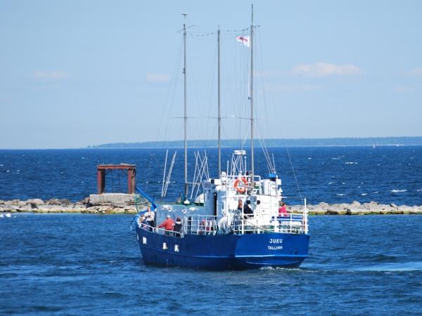Tallinlased saavad liinilaevaga Aegnale tasuta