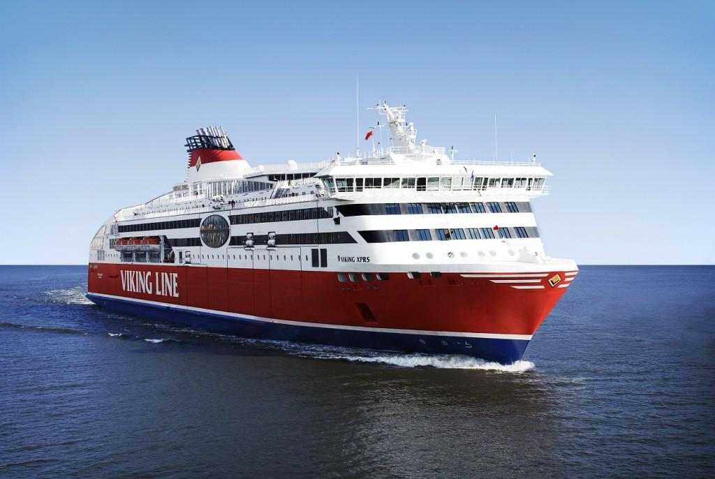 Viking Line'i kiirlaev Viking Express tuli liinile 20 aastat tagasi