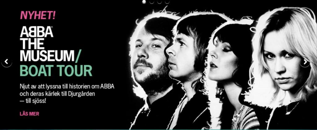 Viking Line viib ABBA muuseumi