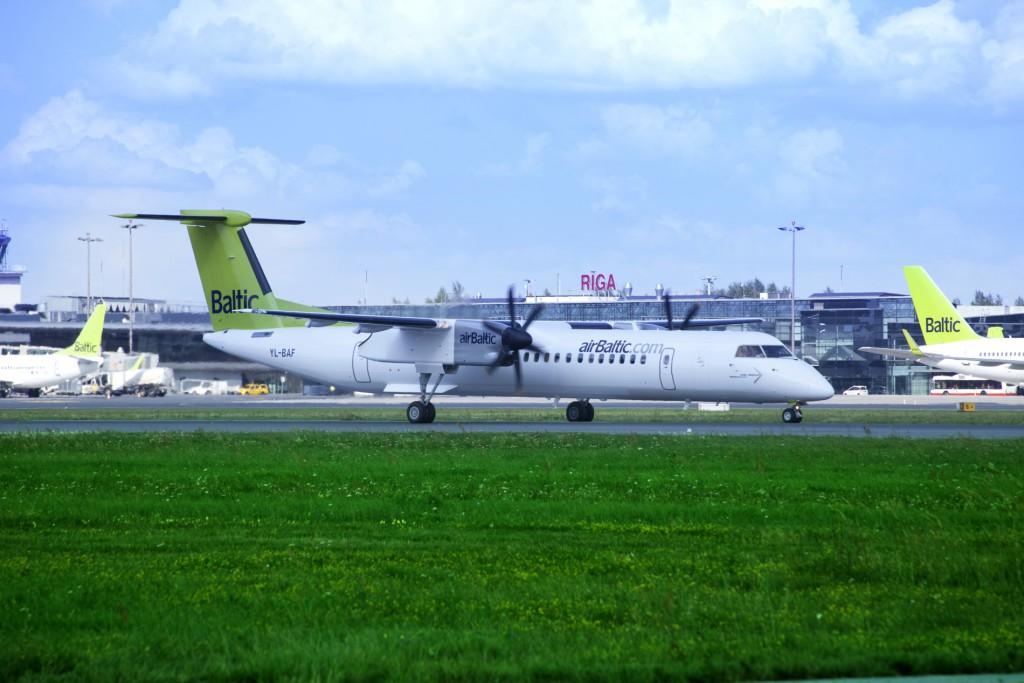 airBaltic täiustab teenuseid Tallinnas ja Vilniuses