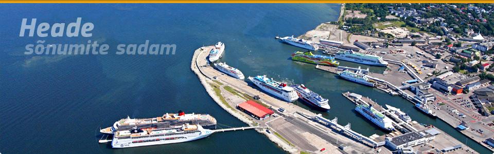 Tallinna Sadamat läbis juulis rekordilised 1,26 miljonit reisijat