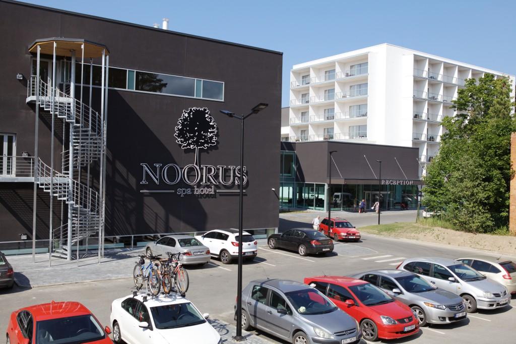 Neljapäeval avatakse Narva-Jõesuus Noorus SPA Hotel