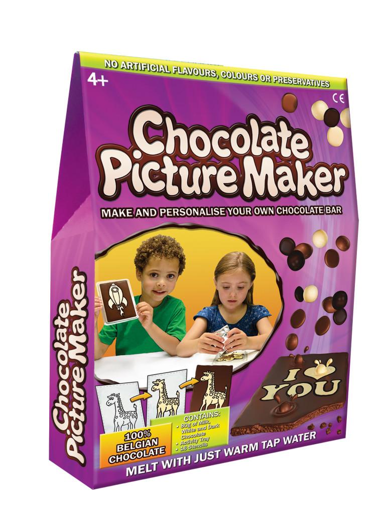 KINGIIDEE! Šokolaadipildi valmistamise komplekt pakub rõõmu igaühele
