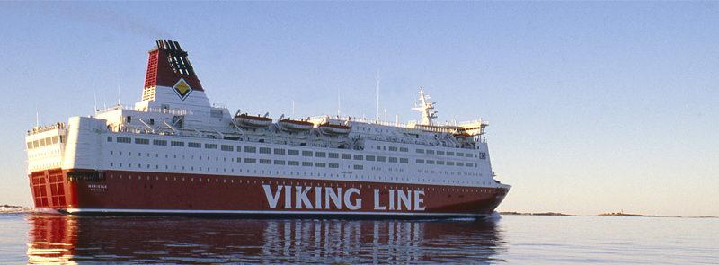 Möödunud aastal oli Viking Line'iga reisijate arv rekordiline