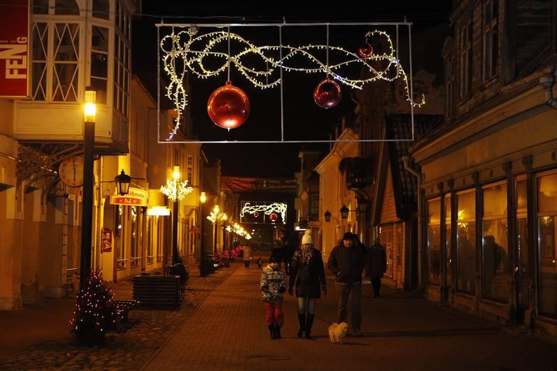 Pärnu soovib meelitada restoranide nädalaga linna turiste