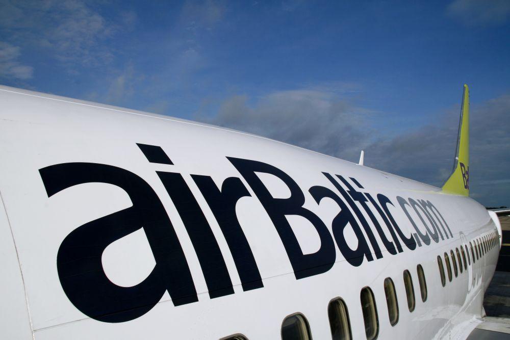 Maikuus avab Airbaltic lennuliini Tallinn-Viin
