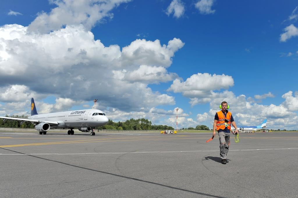 Vilniuse lennujaamas võetakse kasutusele Eestis arendatud tarkvara