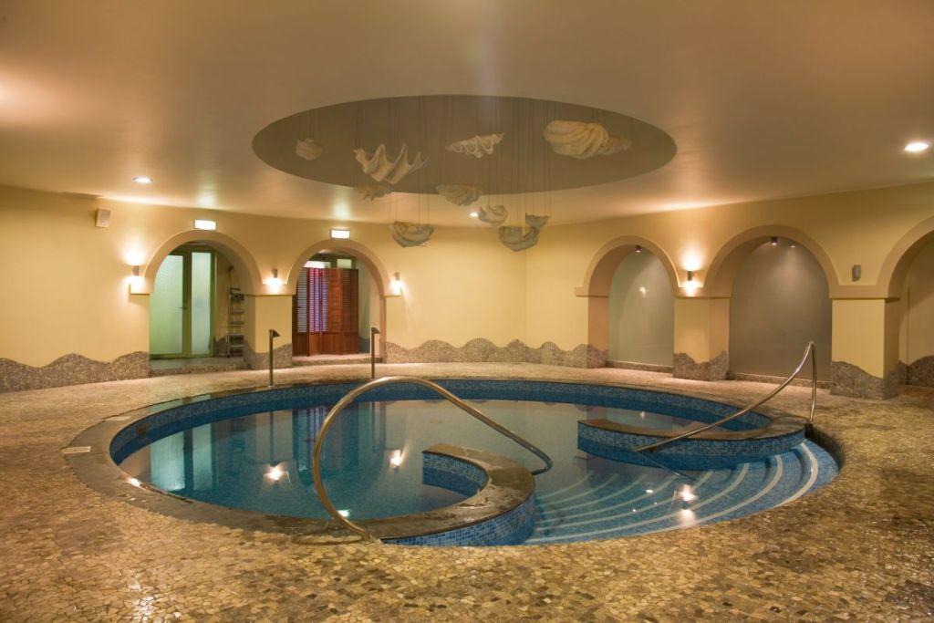SPA, Strand Hotel in Pärnu, Estonia