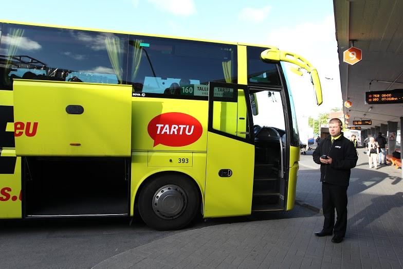 Eesti linnade vahel saab peagi sõita vaid ühe euro eest2