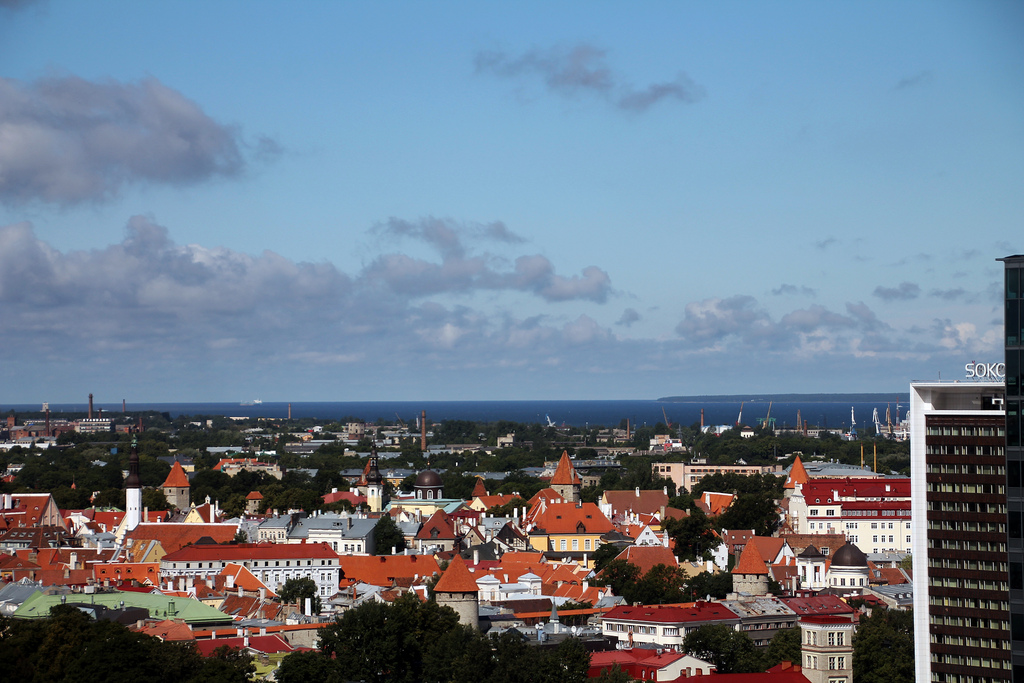 TURISTID TALLINNAS! Tallinna majutusettevõtetes kasvas Aasiast pärit turistide hulk