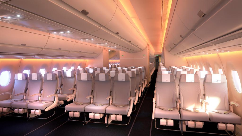 Finnair_A350_XWB_Economy_Class_Cabin_02_sunset_HR