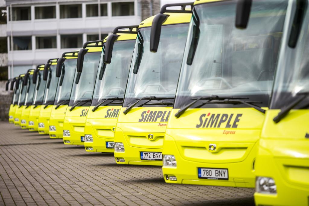 Vaata milliste bussidega saab ühe euro eest sõita