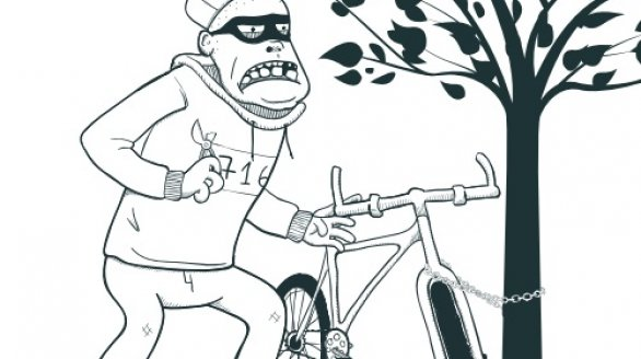 KAITSE OMA VARA! Rattavarguse vastu on võimalik ennast kaitsta