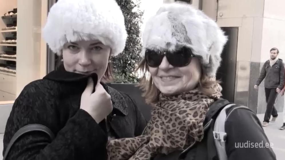 SÄRAVATE NEW YORGI REIS JÄTKUB! Annely ja Sirje hullumeelsed shoppingud ja tasuta kallistused Ameerikas