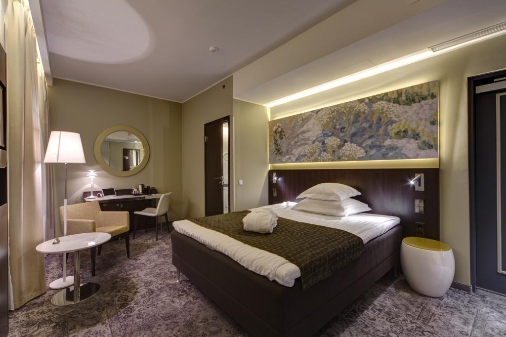 EESTI PARIM HOTELL! Eesti parimaks hotelliks tunnistatud Hotell Palace võõrustas mullu 19 000 turisti