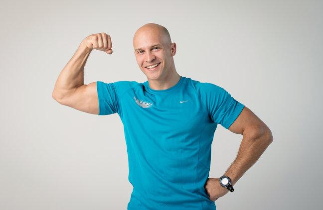 HEA TEADA! Treener Roman Gritsanjuk: õige treening on see, kui see meeldib, annab hea enesetunde ja näha on ka tulemusi