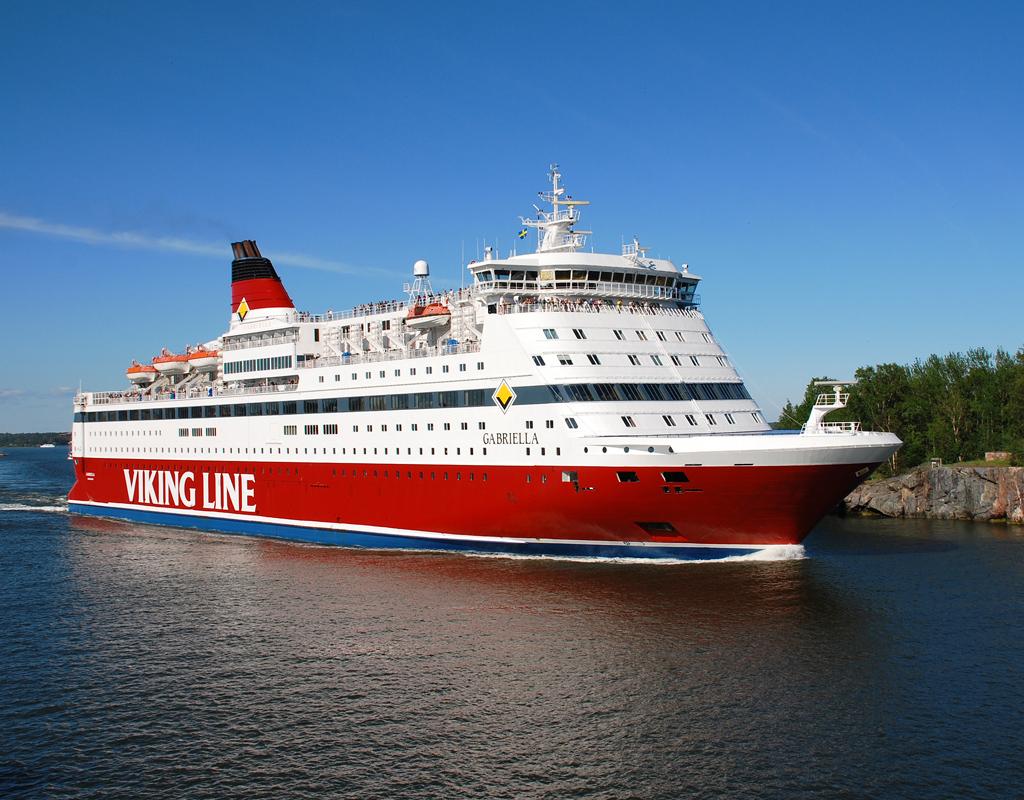 Viking Line'i laevadel oli mullu ligi 6,6 miljonit reisijat