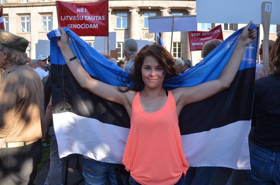 INTERVJUU! Noor Tartu naine kutsub naisi kodanikualgatuse korras ennast kaitsma