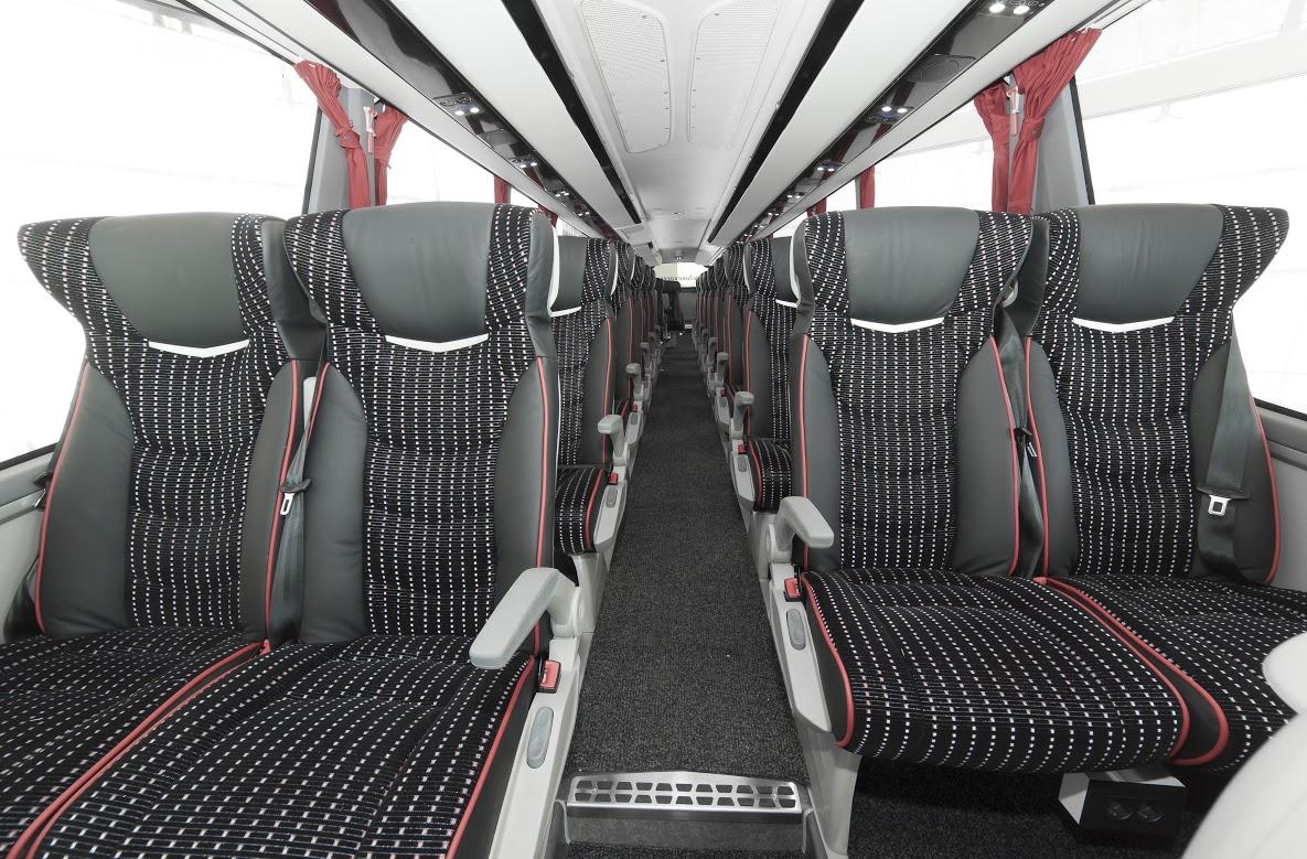 LUX EXPRESS! Lux Express toob Tallinn-Tartu liinile uue kontseptsiooniga bussid