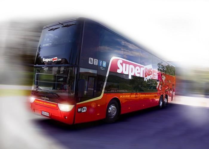 SUPERBUS! SuperBus.com viib huvilised tasuta Lõuna-Eesti suurimasse muuseumisse