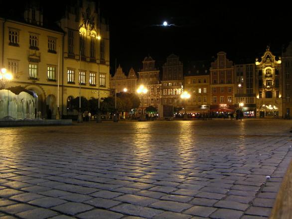 REISILE! Vaid mõne lennutunni kaugusel Tallinnast asub maaliline kultuuripärl Wroclaw