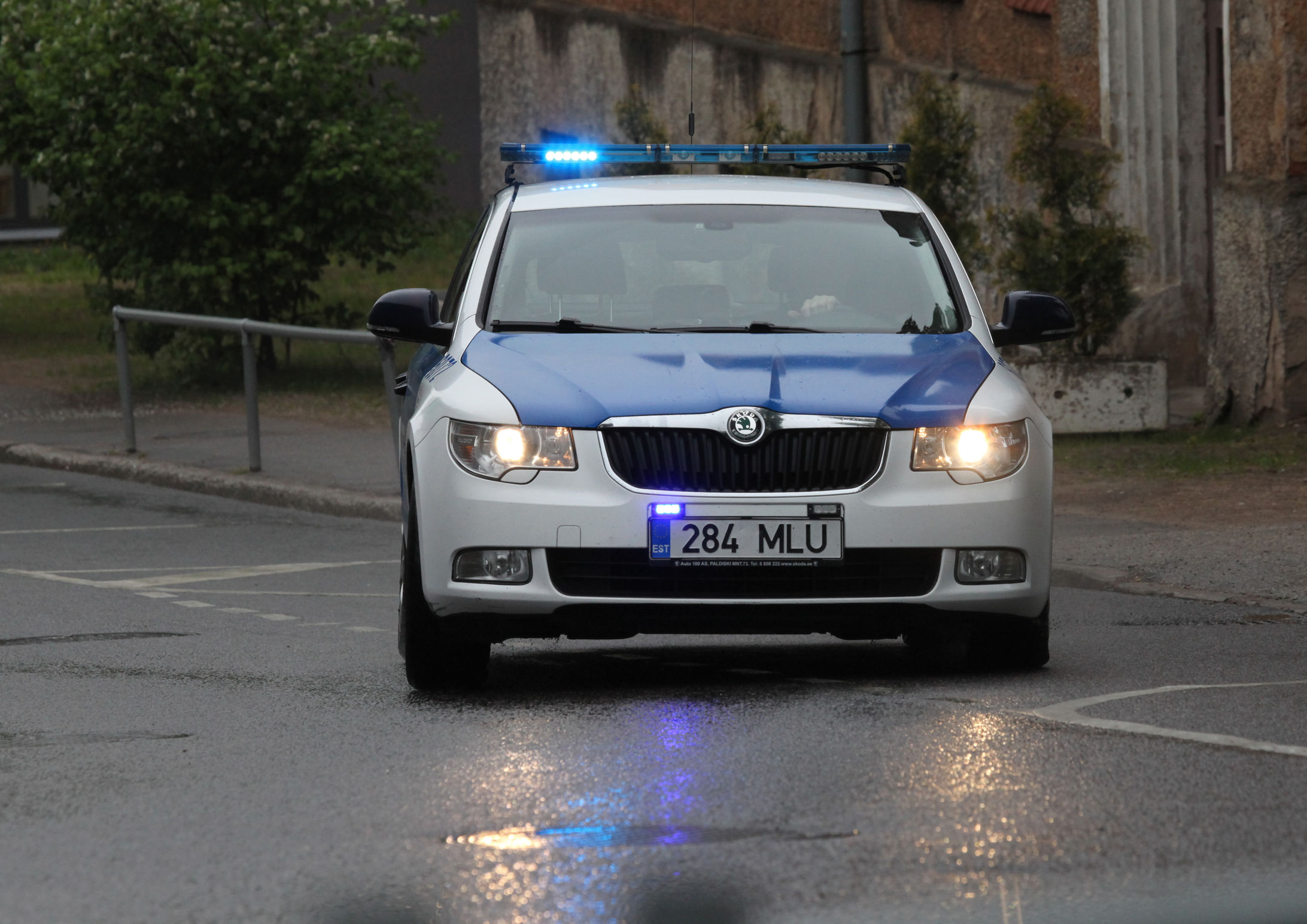 OLE TEADLIK! Politsei kontrollib rehvide kasutamist
