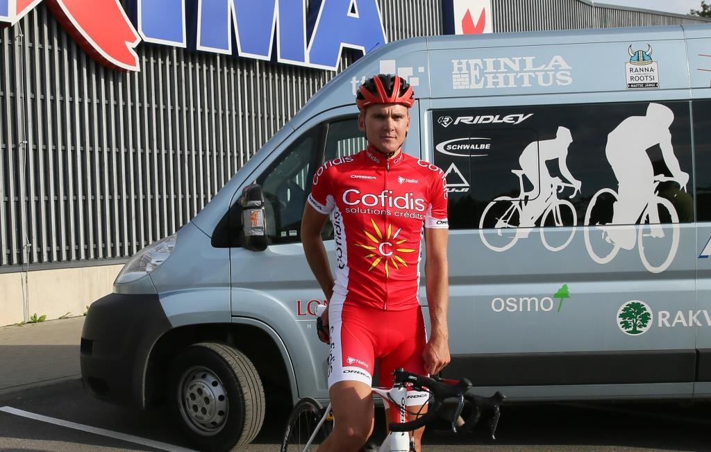 KUUS KASULIKKU NÕUANNET! Tipprattur Gert Jõeäär jagab rattasõpradele ohutusnõu