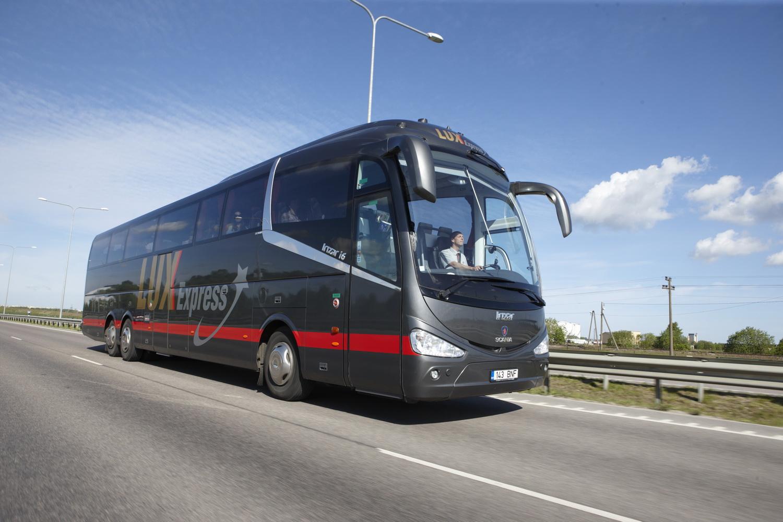 LISABUSSID! Lux Express tõi tänasest liinidele lisabussid
