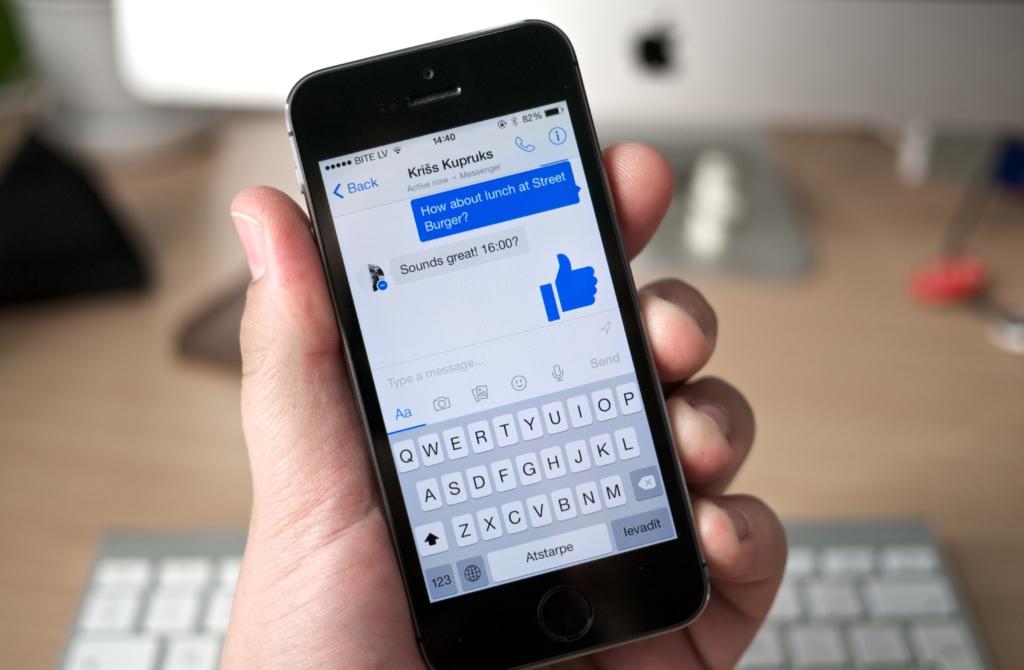 5 Facebook Messengeri nippi telefonis, mida sa ei teadnud