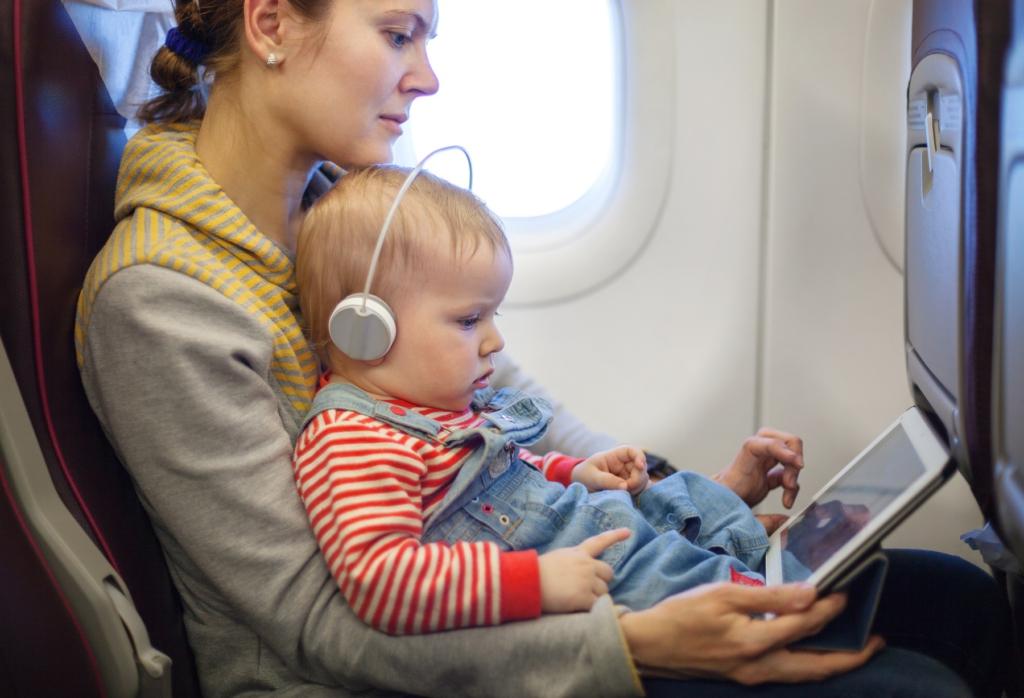 Vahvad nõuanded, kuidas lennureisil igavust peletada